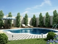 2Tamani Residential Pool Sola homes residential pool
